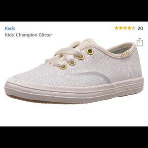 Keds Kate Spade Glitter Sneakers
